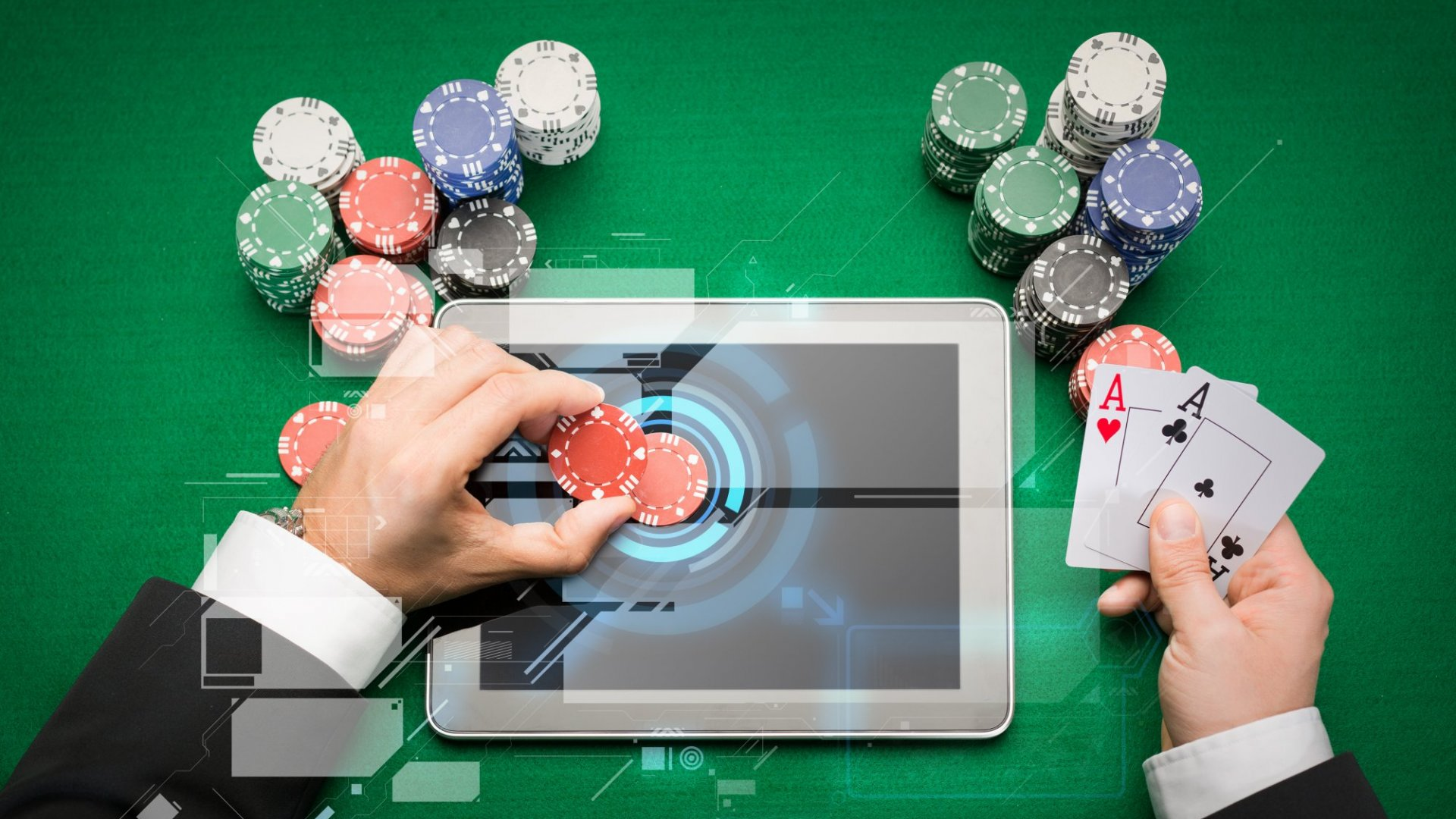 Online Gambling - What is it All About?